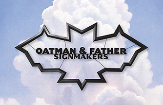 Oatman and Father Signmakers